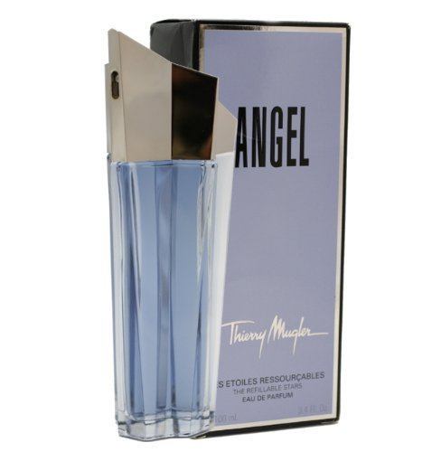 (Angel By Thierry Mugler Eau De Parfum Spray Refillable 3.4 Oz)