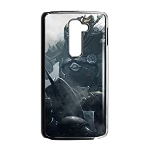 LG G2 Cell Phone Case Black League of Legends Demolisher Nunu TJ2739020