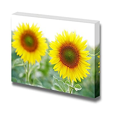 Grand Print, Sunflowers Blossom Wall Decor, Made to Last