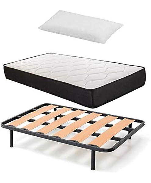 Pack Hipnos Descanso Completo 150X190 (colchon + somier ...