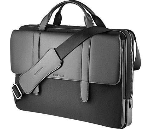 Cole Haan - Brief - Black (Cole Haan Computer Bag compare prices)