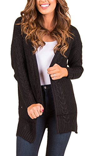 Sovoyant Artificial Blending Cardigan Sweater