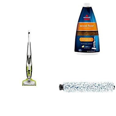 Bissell CrossWave All-in-One Multi-Surface Cleaner, Wood Floor Starter Bundle