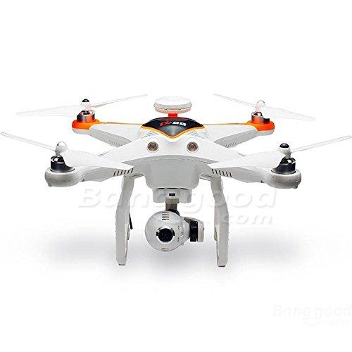 easyshop Cheerson CX22 CX-22 Follower 5.8G Dual GPS FPV With 14MP 1080P Camera Quadcopter - Cx Gps