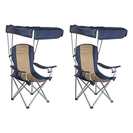 Amazon.com: Outdoor Tailgating Camping Shade Canopy Folding ...