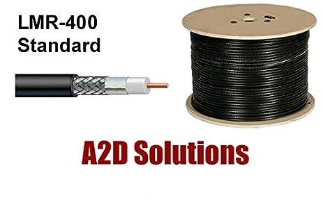 Amazon.com: GENUINE - Times Microwave LMR-400 Standard 50 ohm low ...
