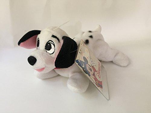 Disney Disneyland Paris Dalmatians Lucky Dog Plush Bean Bag 5