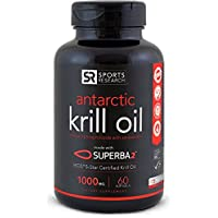 Sports Research Corporation Anatarctic Krill Oil Superba2 1000mg