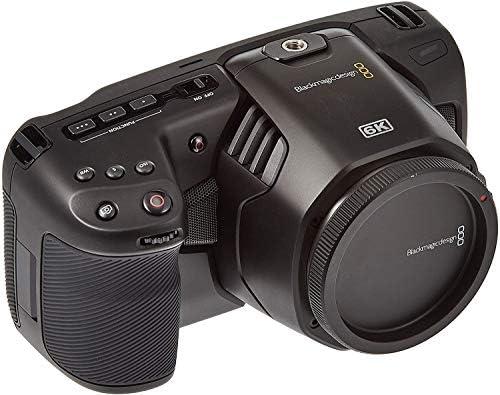 Amazon Com Blackmagic Design Pocket Cinema Camera 6k With Ef Lens Mount Camera Photo