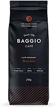 Baggio Bourbon Espresso Moido 250g Baggio Café