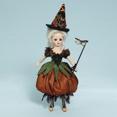 (Madame Alexander 2010 Limited Edition Cissette 10 inch Pumpkin Spice doll #60765 Halloween Masquerade )