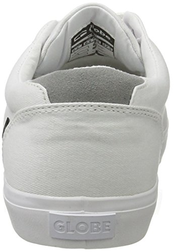 white 11058 Bianco Uomo Willow white Sneaker Globe XqgUvTT