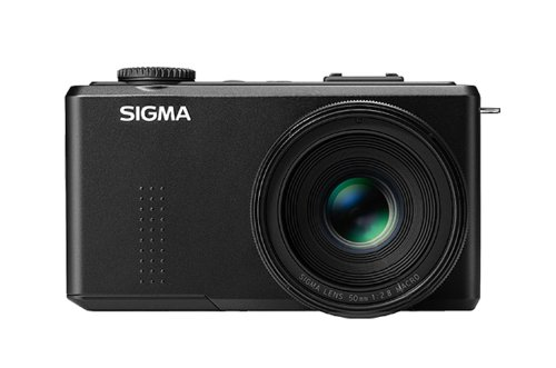Sigma C79900 DP3 Merrill Digital Camera with Foveon sensor and 3-Inch LCD Screen (Black)