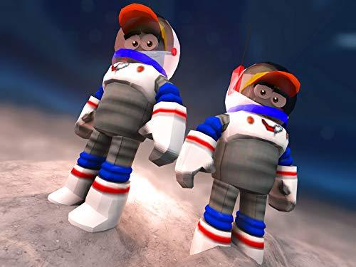 Clip: Space Rocks! -