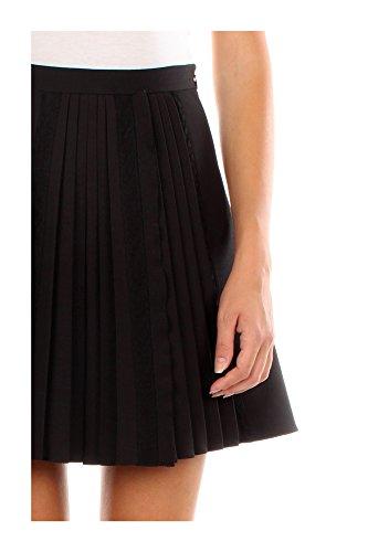 JB3RA0P81CF0NO Valentino Faldas Mujer Lana Negro Negro