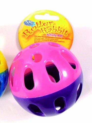 Pet Brands Laufball für Kaninchen und Kleintiere