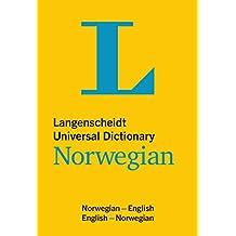 Langenscheidt Universal Dictionary Norwegian