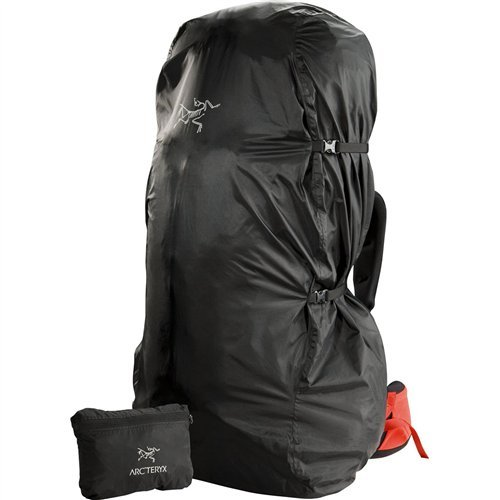 ARCTERYX Pack Shelter Backpack acc. MD Black (Pack Arcteryx Cover)