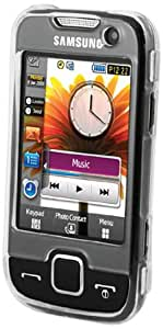 So'Axess COVS5600 - Carcasa con cristal para Samsung Star Player S5600