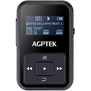 sandisk sansa clip+ 8gb mp3 player manual