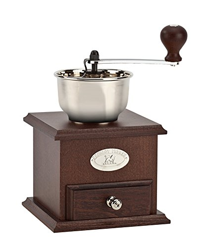 Peugeot 19401765 Bresil 8.75 Inch Coffee Mill, Walnut by Peugeot