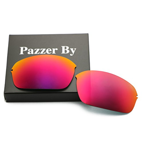 Polarized Replacement Lenses for Oakley Half Wire 2.0 - Multiple Colors (Midnight Sun Mirrored Coating, All - Wire Oakley Lenses Half Replacement