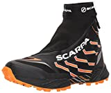 SCARPA Men's Neutron G Running Shoe Trail Runner, Black/Orange, 39.5 EU/7 M US Review