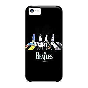 Colorful mobile phone case Snap On Hard Cases Covers Durability iphone 6 - the beatles albums