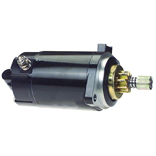 New Marine Starter For Yamaha Outboard 1984-2002 115 130 150 175 200 HP 6E5-81800-10 6E5-81800-11 6E5-81800-12 by Parts Player