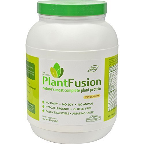 Plant Fusion Vanills 2 Pounds