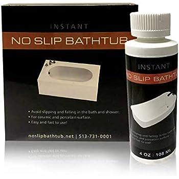 Amazon Com Tub Grip Clear Anti Slip Bathtub Coating By