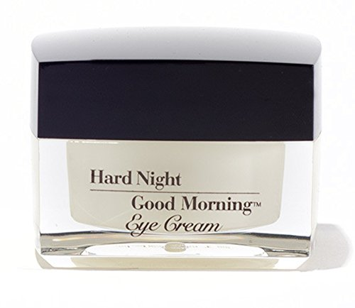 HARD NIGHT GOOD MORNING Eye Cream, 0.5 OZ