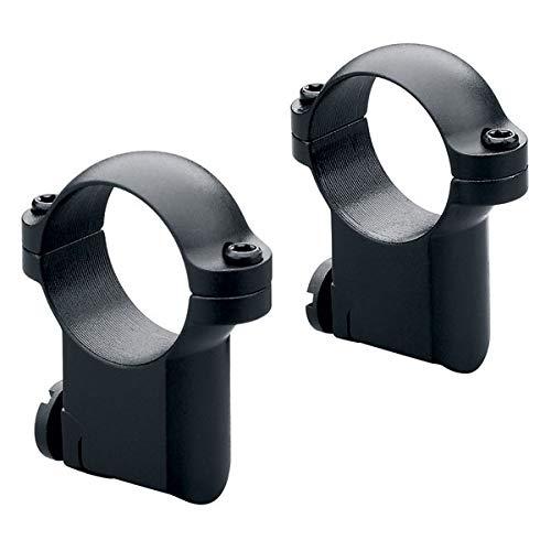 (Leupold RM Ruger M77 Super High 30mm Scope Rings, Matte Finish)