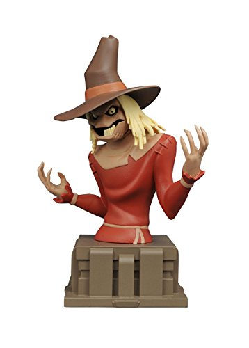 Diamond Select Toys Batman: The Animated Series: Scarecrow Resin Bust