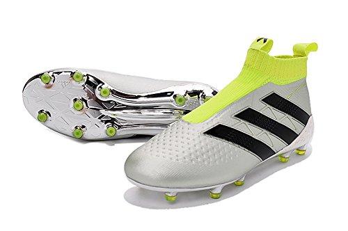 stengren zapatos para hombre Ace 16+ Purecontrol plata de fútbol botas de fútbol, hombre, plata, 42