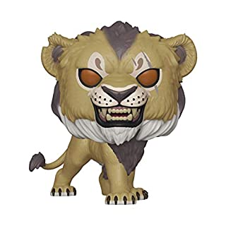 Funko Pop! Disney: Lion King Live Action - Scar