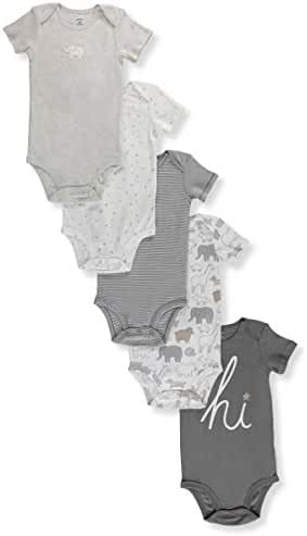Carter's Baby 5-Pack Original Bodysuits 3 Months