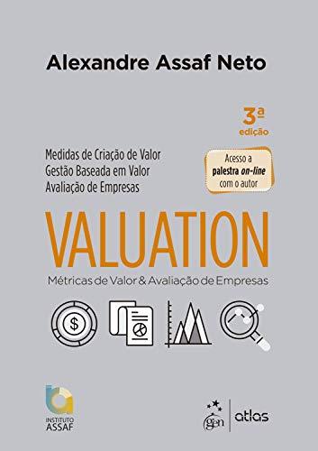Valuation Métricas valor avaliação empresas ebook