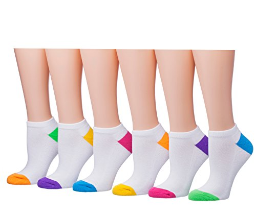 Tipi Toe Womens Athletic Socks