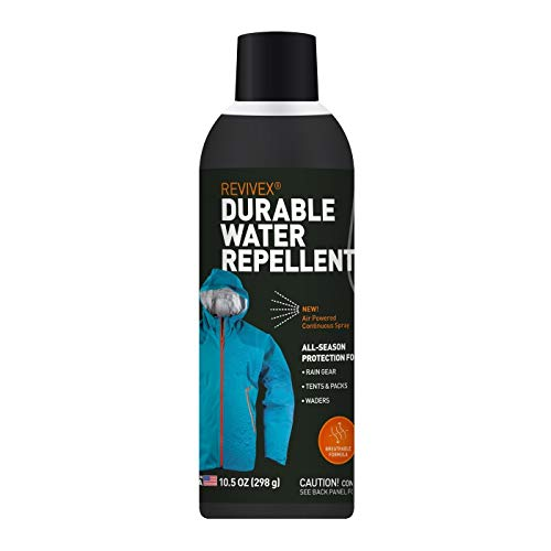 McNett ReviveX Spray-On, 10oz, Water Repellent for Soft Shells - Mcnett Revivex Water Repellent