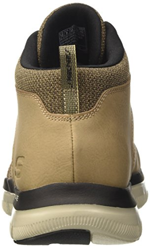 De Skechers 2 Flex Beige tan Homme 0 Advantage Running Chaussures 6PvXP