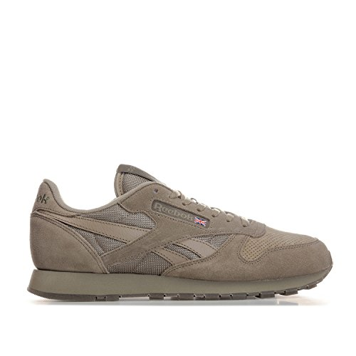 Reebok Lthr Verde Pastels Cl Mujer para Sneakers zOxzPSaq