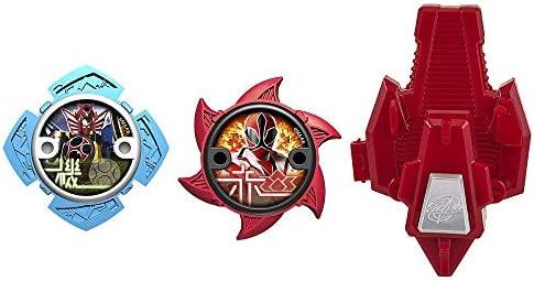 Power Rangers Pack de Estrellas 43772 con Lanzador
