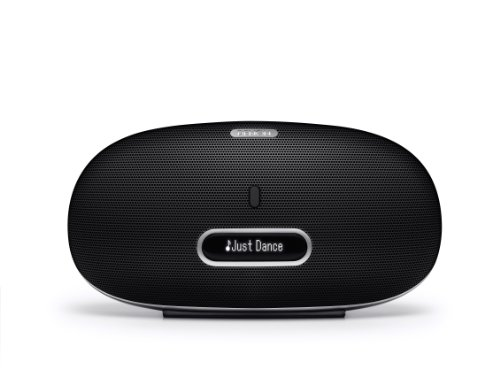 Denon DSD300BK Cocoon Portable Stereo IPOD Dock (Discontinued by Manufacturer) by Denon