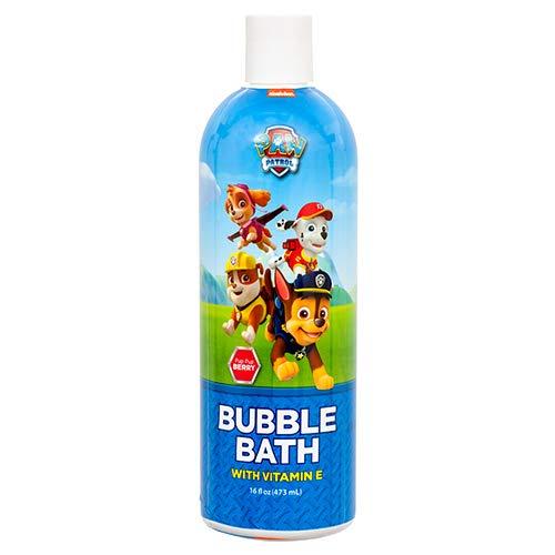 Dollaritem 365023 Wholesale Paw Patrol Bubble Bath 16Z Berry X