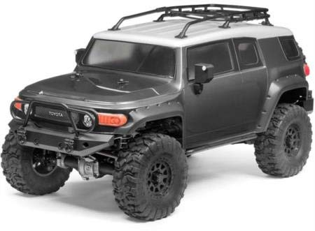(Hobby Products International Racing 116558 1/10 Venture Toyota FJ Cruiser 4WD Ready to Run Gunmetal Radio Control Vehicle)