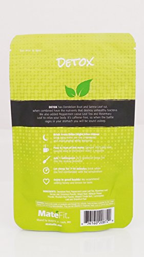 MateFit.Me Weight Loss Suppressant Detox Tea 14 day Teatox