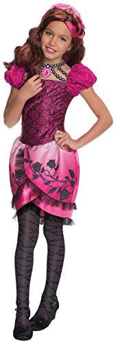 Girls Eah Briar Beauty Kids Child Fancy Dress Party Halloween Costume, XL (14-16) -