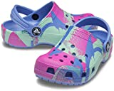 Crocs Kids' Classic Graphic Clog | Slip On Water