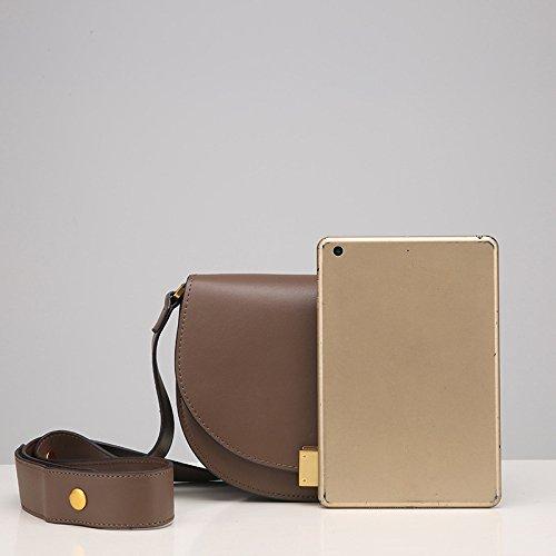 Bag Casual Women BagTravel Bag Shopping Shoulder Ladies Tote Brown Handbag nTqFSfU